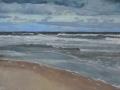 wolken-water-en-zand-30-x-40-cm-2021-olieverf-op-doek-175-euro